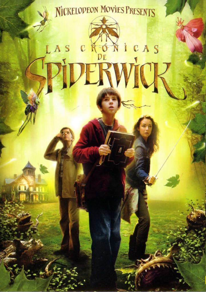 Las_Cronicas_De_Spiderwick