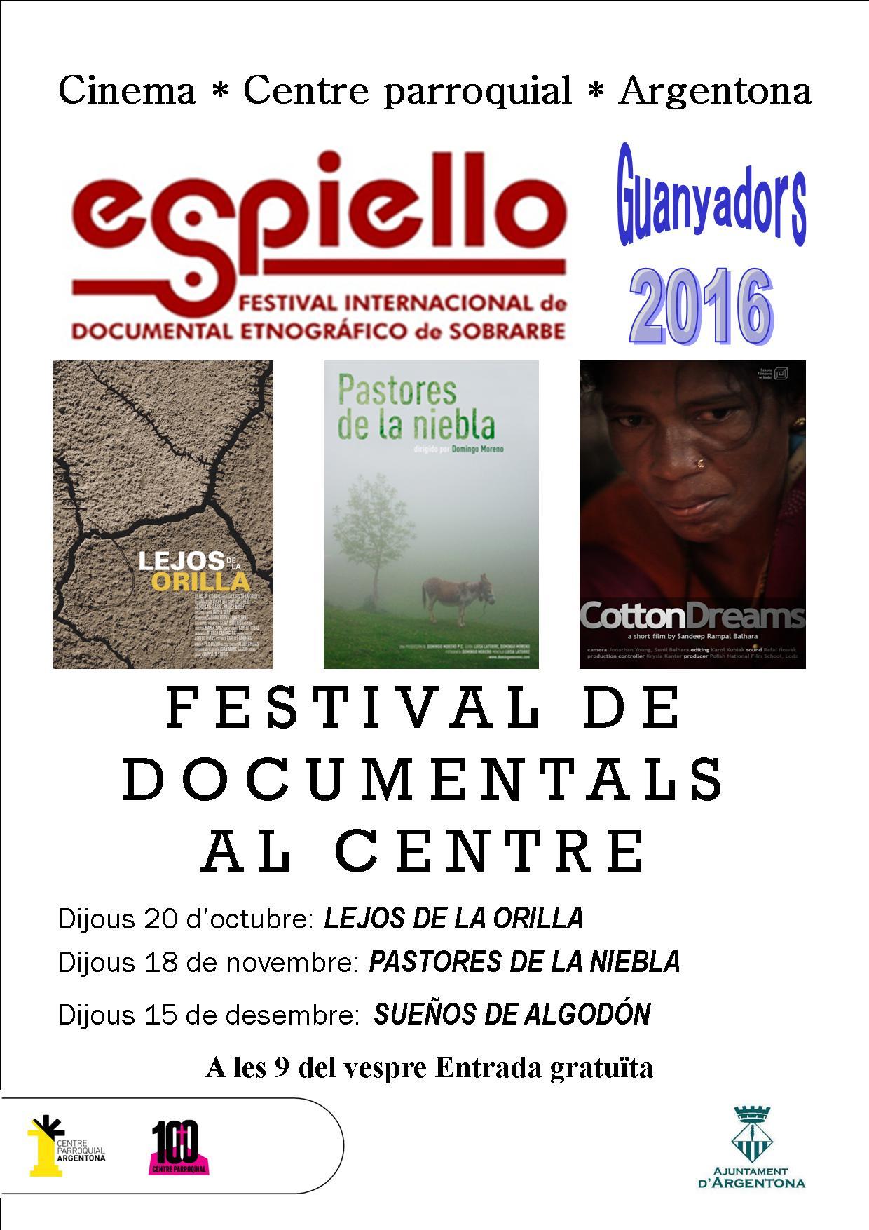 cartells-documentals